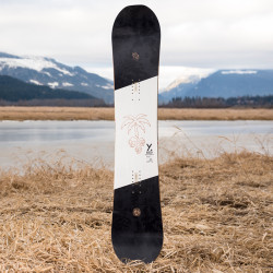 Jones Women's Solution Splitboard, close up detail