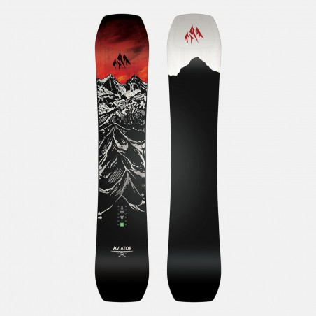 Jones Men's Mind Expander Snowboard, close up detail