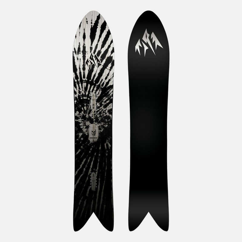Jones Men's Aviator Snowboard, close up detail